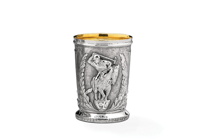 Polo Julep Cup
